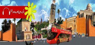 Marrakech Bus Turistico