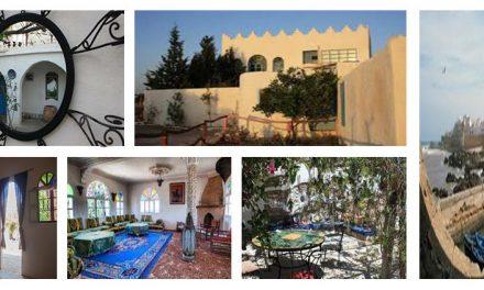 Pranzo al Dar Lamine Essaouira
