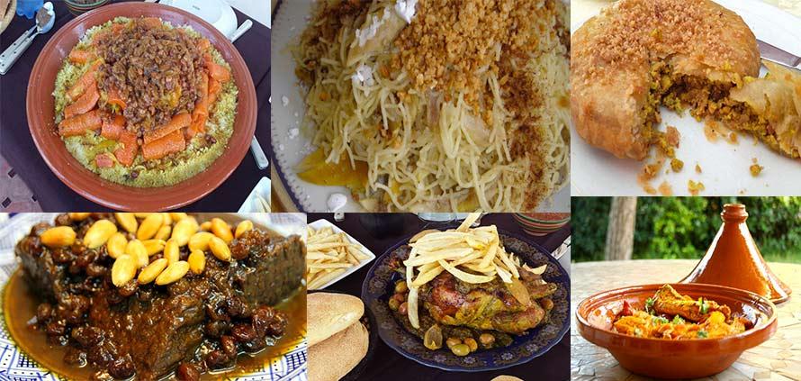 I piatti principali dell' Iftar