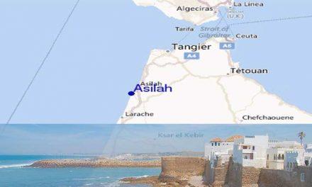 Asilah Marocco la perla azzurra