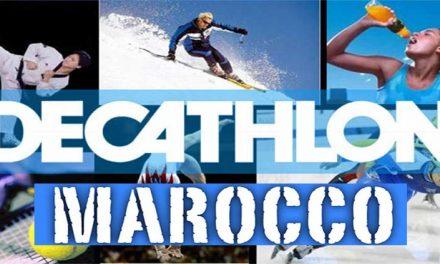 Negozi Decathlon in Marocco