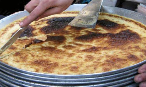 Caliente la torta di ceci Tangeri