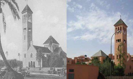 Chiesa dei Santi Martiri Marrakech