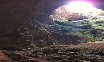 Marocco le grotte di Friouato