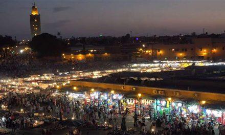 Settembre a Marrakech