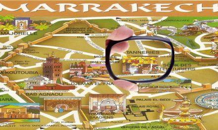 Tanneries la conceria di Marrakech
