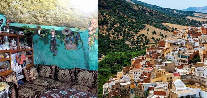 Bhalil-Marocco