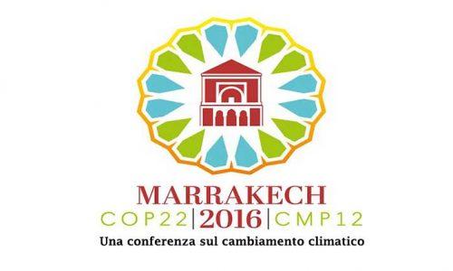 Conferenza Convenzione Cambiamenti Climatici (COP22)