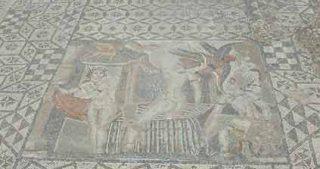 Mosaici-romani-a-Volubilis-Marocco-otto
