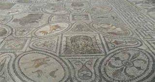 Mosaici-romani-a-Volubilis-Marocco-sei
