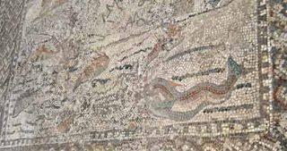 Mosaici-romani-a-Volubilis-Marocco-sette