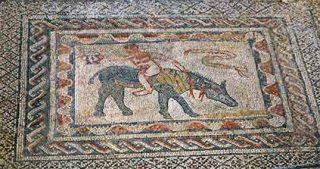 Mosaici-romani-a-Volubilis-Marocco-tre