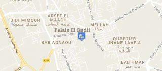 dove-si-trova-palais-el-badii-marrakech