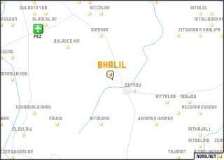 Dove si trova Bhali MArocco