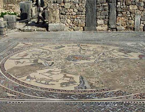 Mosaici romani in Marocco