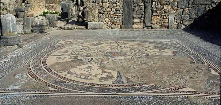 mosaici-volubilis-marocco