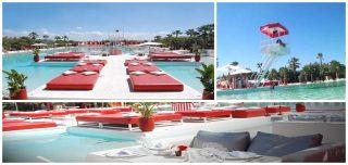 spiaggia rossa di Marrakech