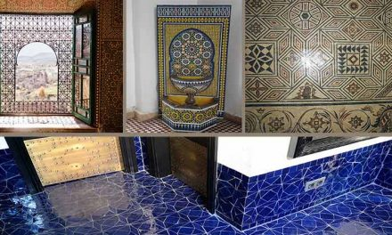 Piastrelle stile marocco: piastrelle marocchine u foto affascinanti