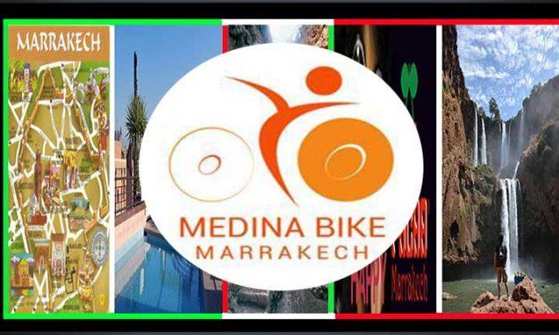 Noleggio bici a Marrakech