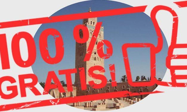5 cose da fare gratis a Marrakech