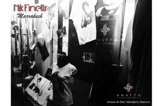 shop Nik Finelli da Amatto