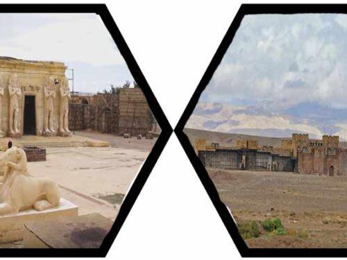 Atlas studios di Ouarzazate
