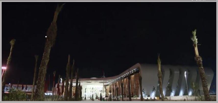 Inaugurato il nuovo Terminal a Marrakech Menara