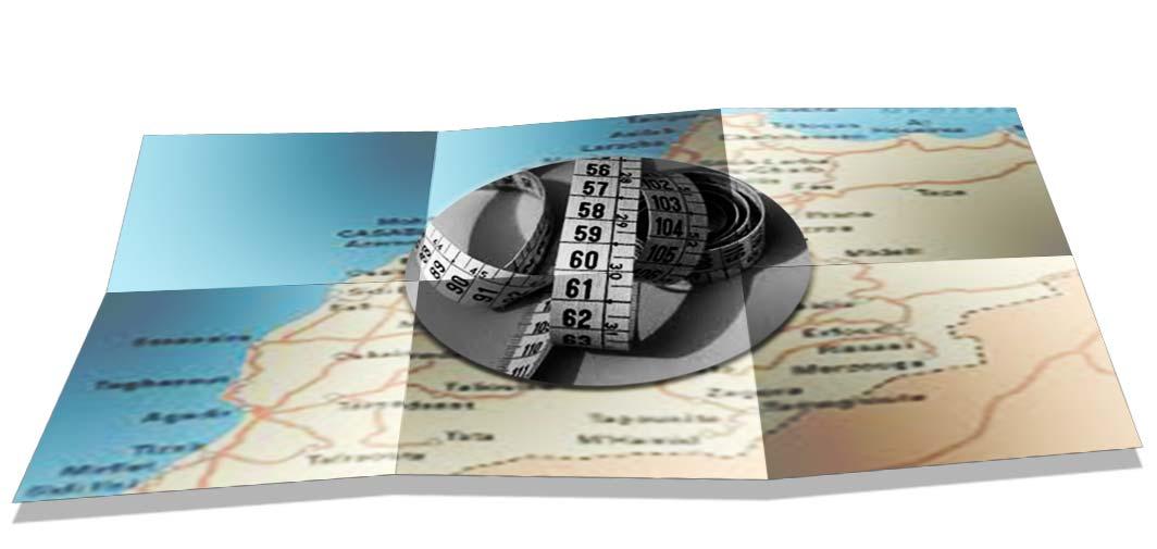 Distanze da Marrakech