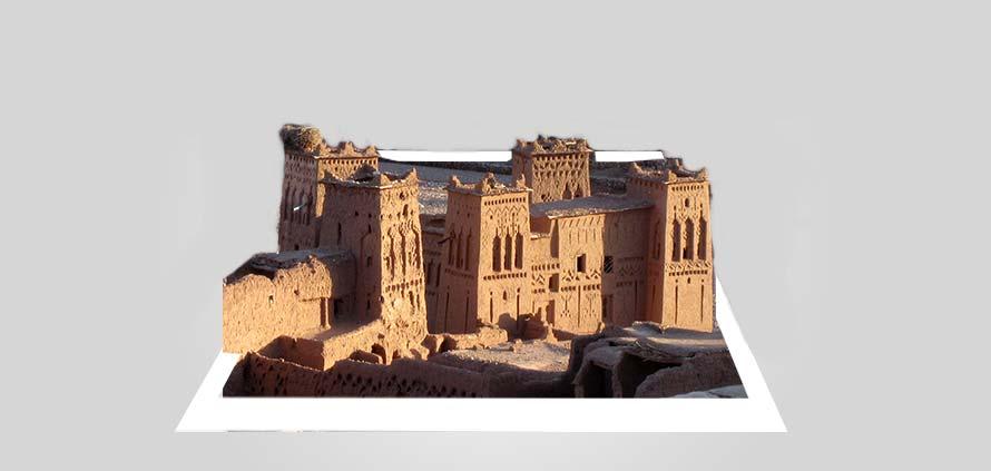 Ksour del Marocco