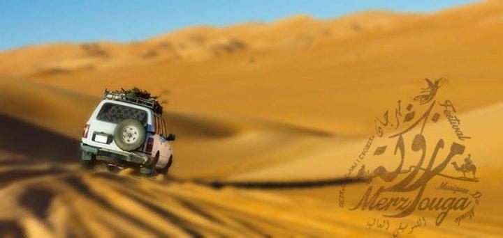 Festival sulle dune di Erg Chebbi