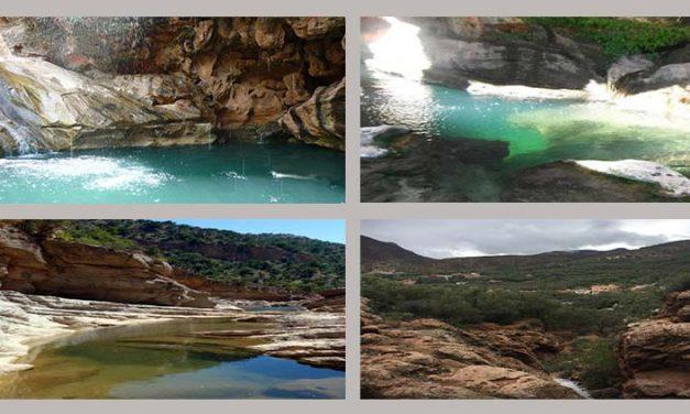 Immouzer Marocco le cascate della valle del Paradiso