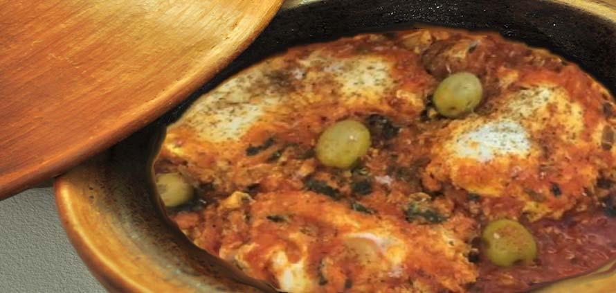 ricetta della frittata berbera