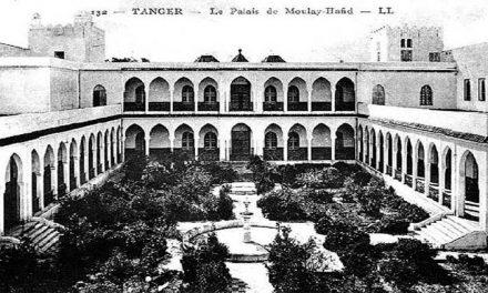 Tangeri, il Palazzo delle Istituzioni in vendita ?