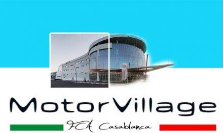 Inaugurato il Motor Village di Casablanca