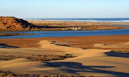 Tan Tan beach Marocco