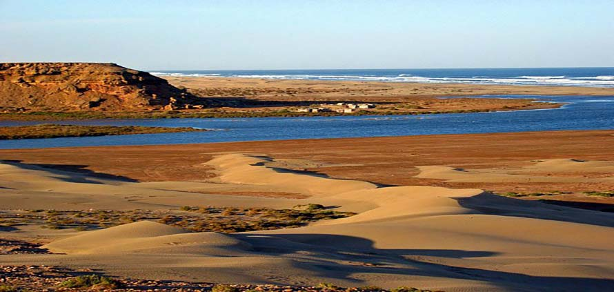 Tan Tan beach Marocco