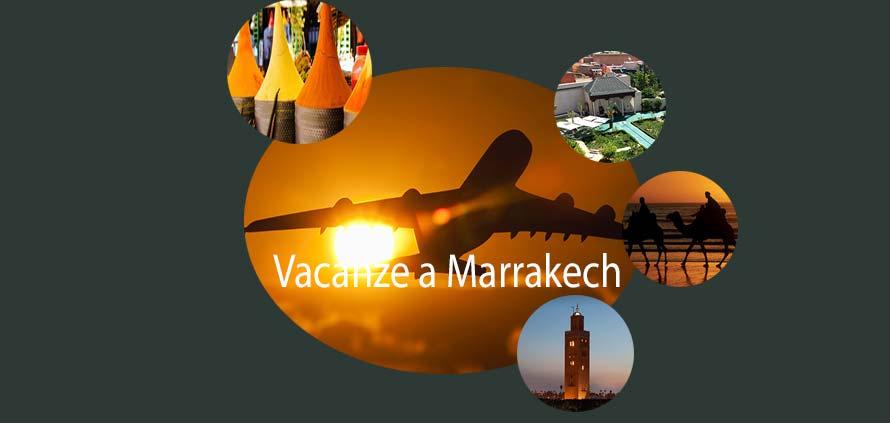 I migliori panorami di Marrakech