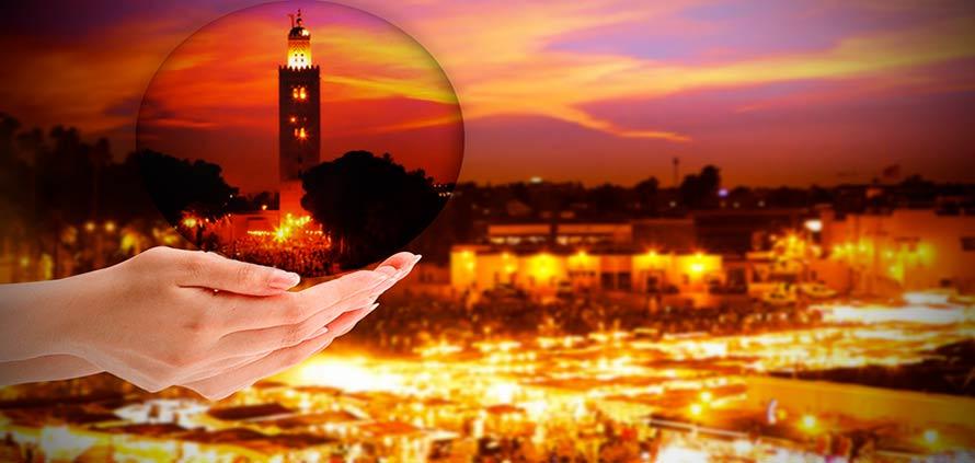 Vivere a Marrakech
