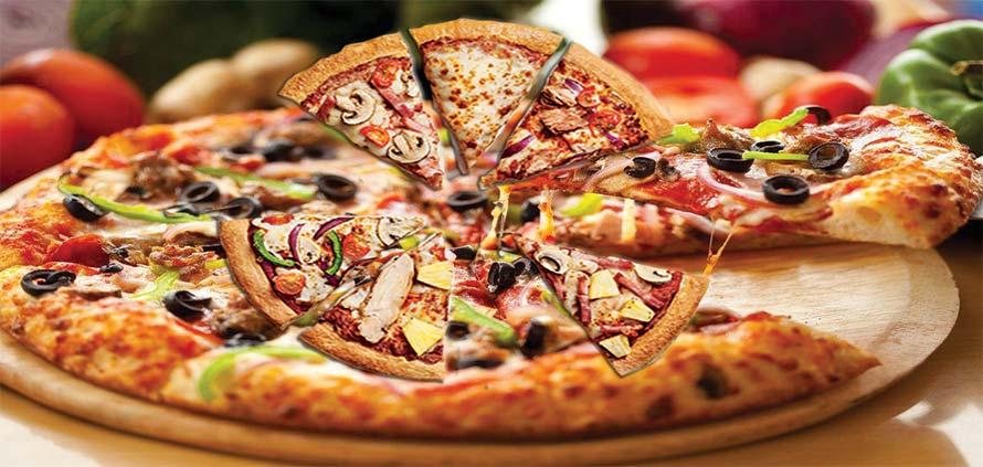 La Pizza a Marrakech