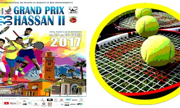 Super Tennis a Marrakech