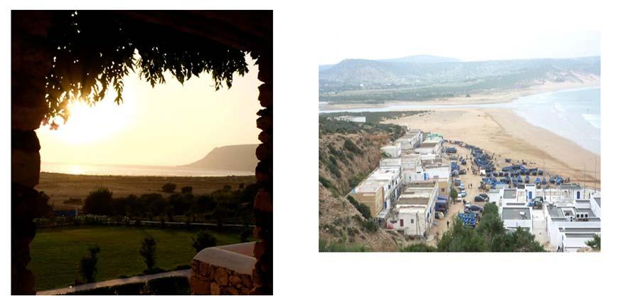La baia di Tafedna