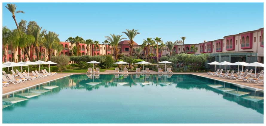 Per gli amanti dell All Inclusive Marrakech