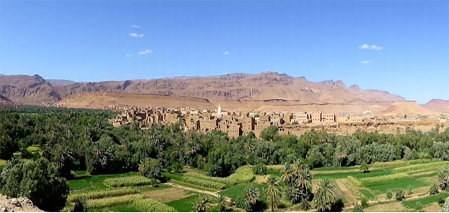 Il Souk di Rissani Marocco
