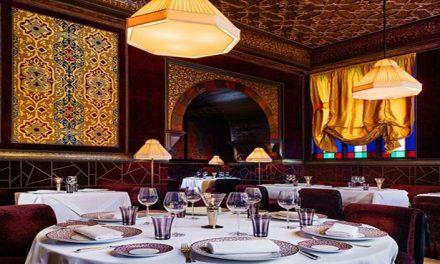 Una cena italiana a Marrakech
