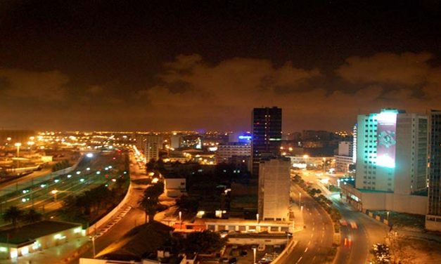 Vivere la Casablanca notturna