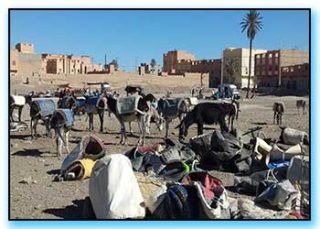 Rissani Marocco