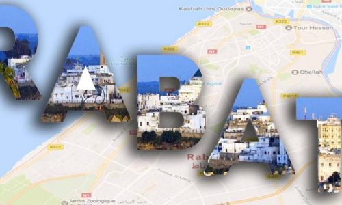 Capitale del Marocco Rabat
