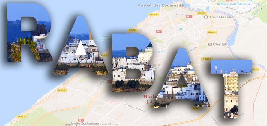 quartieri di Rabat