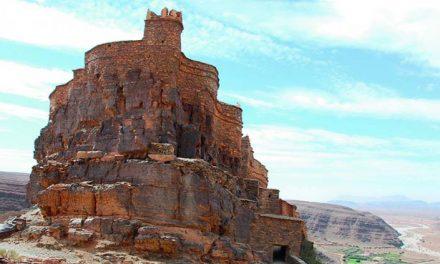 Amtoudi Marocco magnifico villaggio berbero