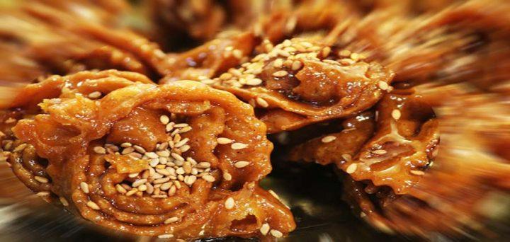 Ricetta dei famosi biscotti al miele e sesamo